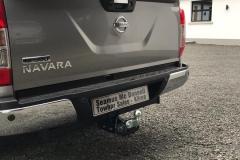 Nissan Navara Towbar