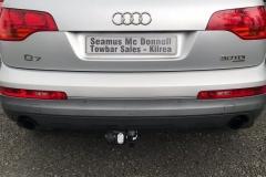 Audi Q7 TDI Towbar