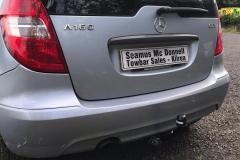 Mercedes A160 Towbar