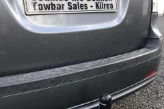 Saab Estate Towbar