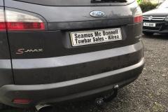 Ford S-Max Titanium Towbar
