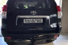 Toyota Land Cruiser Towbar