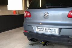 VW Tiguan Towbar
