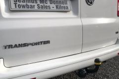 VW Transporter Towbar