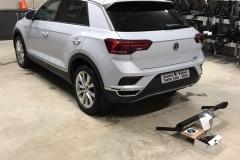 VW T-Roc Towbar