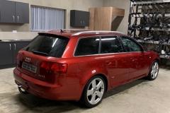 Audi A4 B7 Avant TDI Towbar