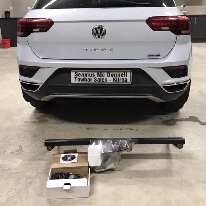 Towbar Fitting Service